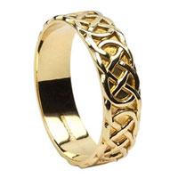 celtic knot wedding rings - Celtic Wedding Ring