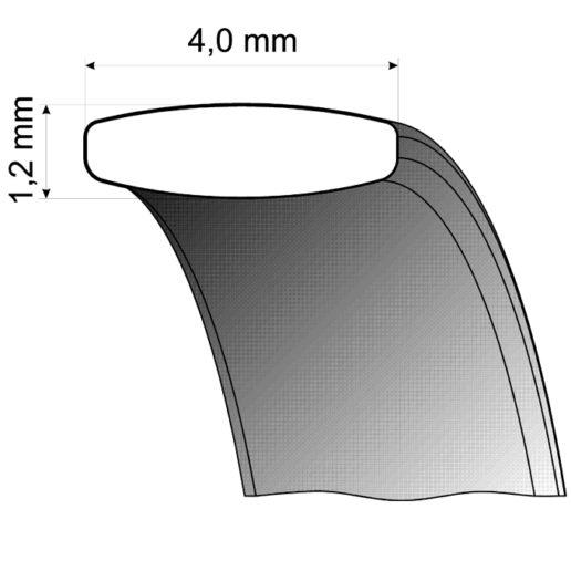 wedding ring profile