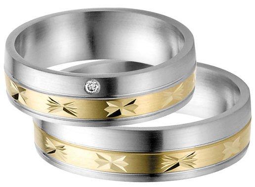Stainless Steel Wedding Rings