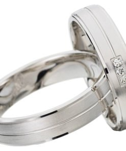 Modern Wedding Ring
