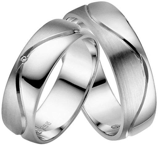 6mm Wide Palladium Wedding Ring