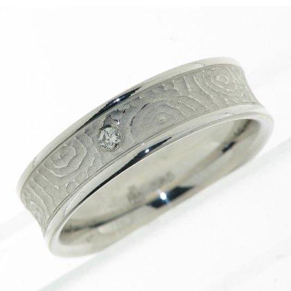 Ladies Modern Wedding Ring