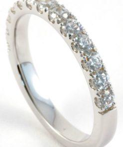 1ct Diamond Wedding Ring