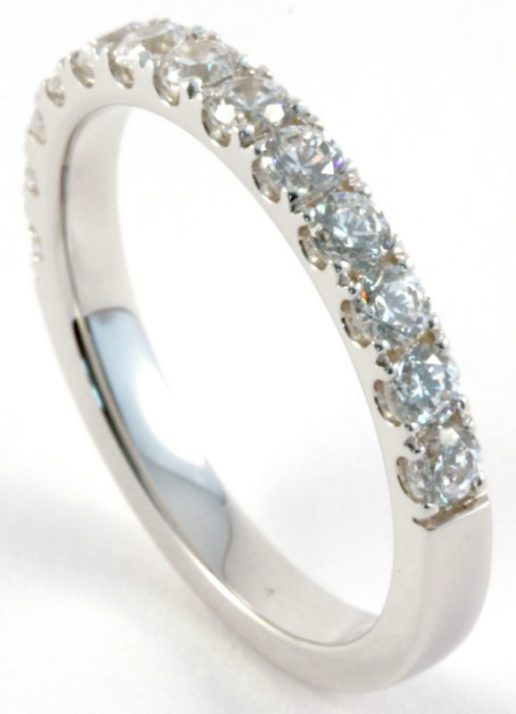 1ct Diamond Wedding Ring
