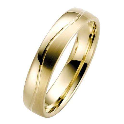 Yellow Gold Wedding Ring