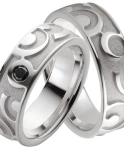 Silver Wedding Ring