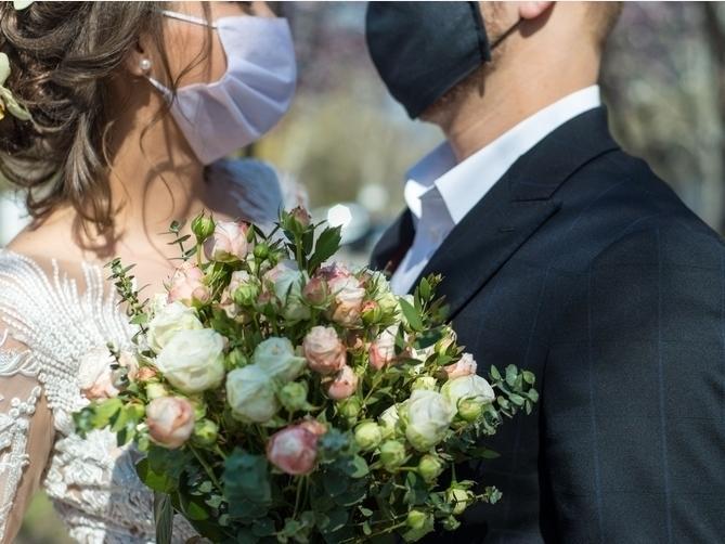 Covid Era Wedding